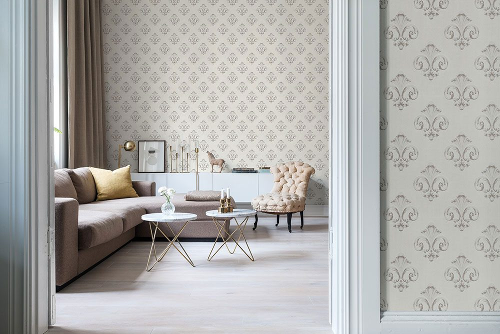 Chinella tres tintas barcelona design wallpapers for Maison decour