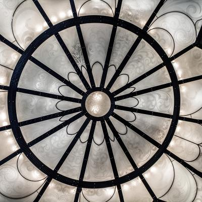 Crystal Ceiling